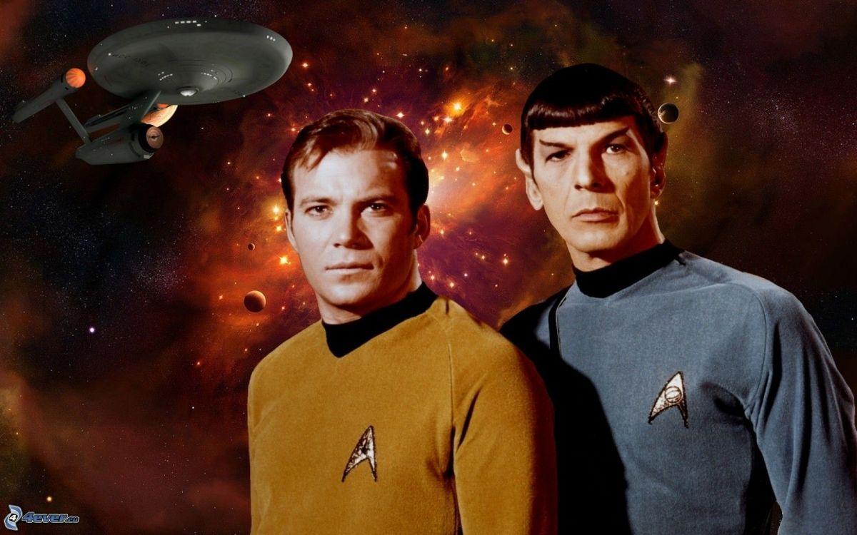 Kirk vs Spock