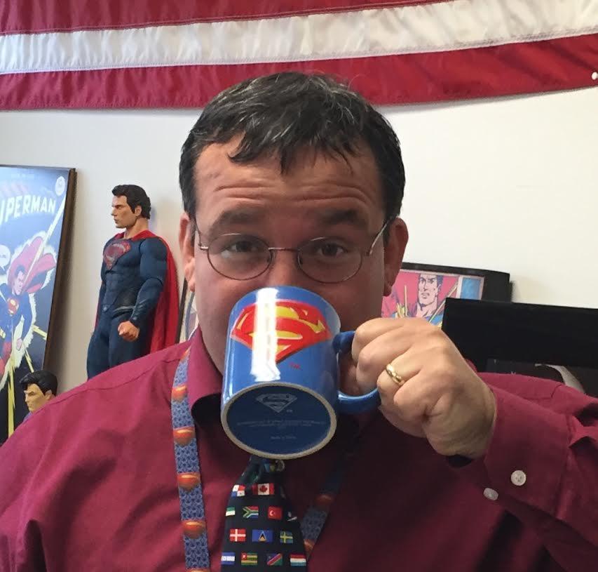 A Cup ofJoe